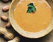 Spicy African Chicken Peanut Soup