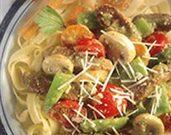 Italian Stir-Fried Lamb