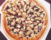 California Cuisine Pizza