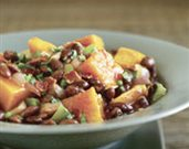 Black Soybean and Butternut Squash Stew