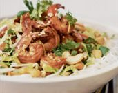 Asian Shrimp or Chicken Salad