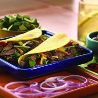 Mango B-B-Q Lamb Tacos: Main Image