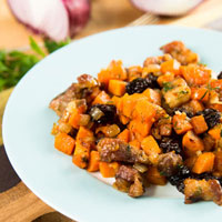 Sweet Potato Hash: Main Image