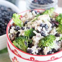 Marinated Black Bean Salad: Main Image