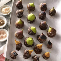 Chocolate Covered Figs: Main Image