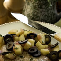 Apple Olive Pork: Main Image