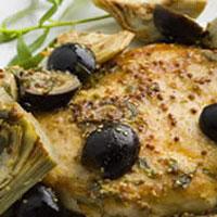 Dijon Sautéed Chicken: Main Image