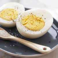 Basic Hard-Cooked Eggs: Main Image