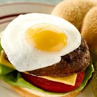 Burger Eggstraordinaire: Main Image