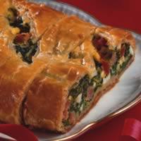 Ham & Eggs In Puff Pastry: Main Image
