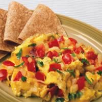 Indian-Style Scrambled Eggs: Main Image
