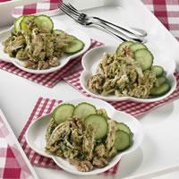 Chicken Salad Tarator: Main Image