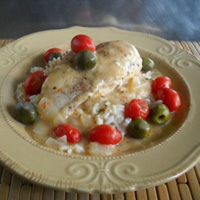 Chicken Marengo: Main Image