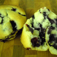 Blueberry Muffins: Main Image