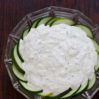 Cucumber Yogurt Dip: Main Image