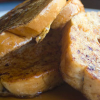Almond French Toast: Main Image