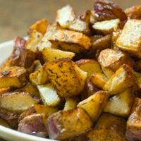 Herb Roasted Red Potatoes: Main Image