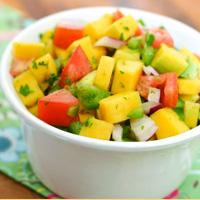 Mango Salsa: Main Image