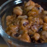 Spicy Black-Eyed Peas: Main Image