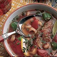 Easy Lamb Creole Gumbo: Main Image