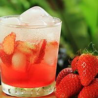 Sparkling Strawberry Lemonade: Main Image