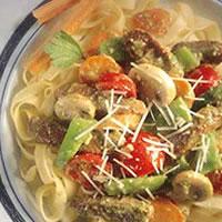 Italian Stir-Fried Lamb: Main Image