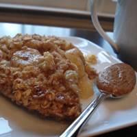 Baked Banana Oatmeal: Main Image