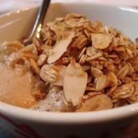Coconut Almond Granola: Main Image