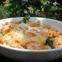 Confetti Shrimp and Grits: Main Image