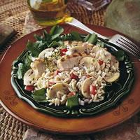 Chicken Orzo Salad: Main Image