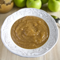Apple Persimmon Sauce: Main Image