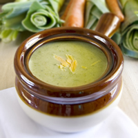 Broccoli Cheddar Soup: Main Image