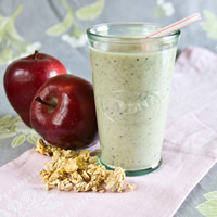 Apple Pie Smoothie: Main Image