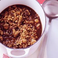 Mushroom, Onion, and Barley Soup: Main Image