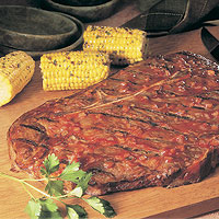 Bbq Beef Chuck Steak: Main Image