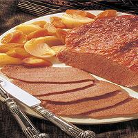 Corned Beef & Orange-Glazed Vegetables: Main Image