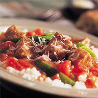 Italian Veal & Pepper Stew: Main Image