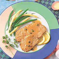 Veal Piccata: Main Image