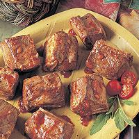 Winter BBQ Beef Ribs: Main Image