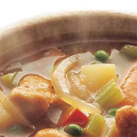 Beef or Turkey Stew: Main Image