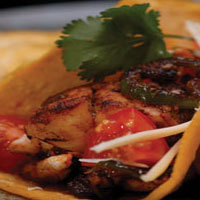 Barramundi Fish Taco: Main Image