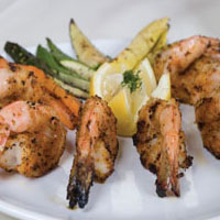 Bar-B-Que Shrimp: Main Image
