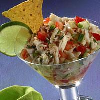 Crab Ceviche: Main Image
