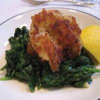 Crispy Shrimp with Garlicky Sautéed Kale: Main Image