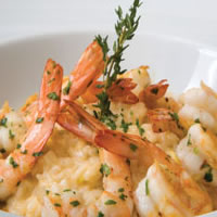 Shrimp Risotto: Main Image