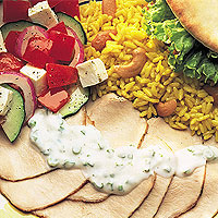 Greek-Style Loin Roast: Main Image
