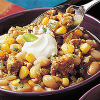 Winter White Chili: Main Image
