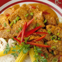 Black Thai Pork: Main Image