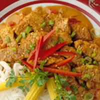 Black Thai Pork: Main Image