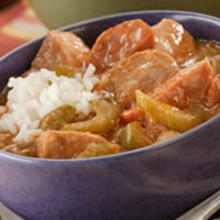 Creole-Style Pork Stew: Main Image